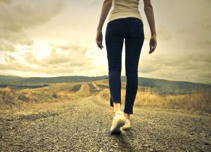 Ходьба пешком