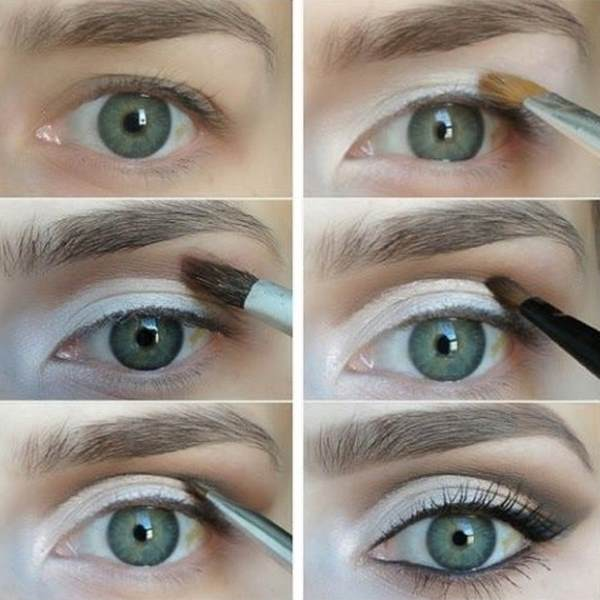 Пошаговый макияж