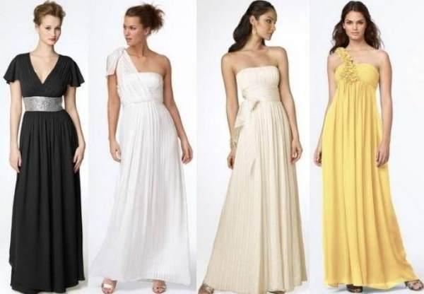 Греческие платья