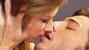 Подготовка к поцелую