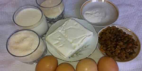 Рецепт вкусной творожной запеканки в мультиварке