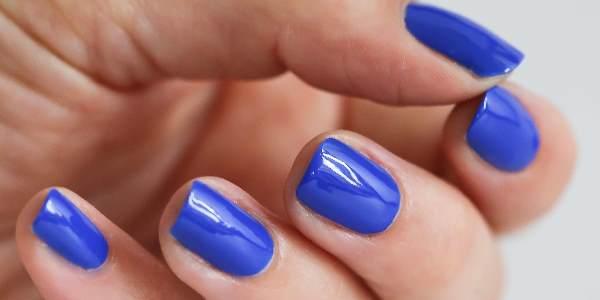 Шеллак синий