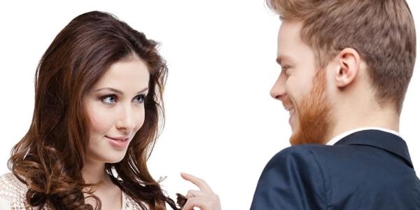 Женский пикап как влюбить в себя мужчину