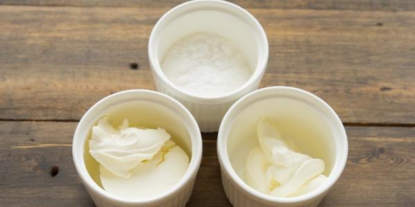 Продукты на творожный крем