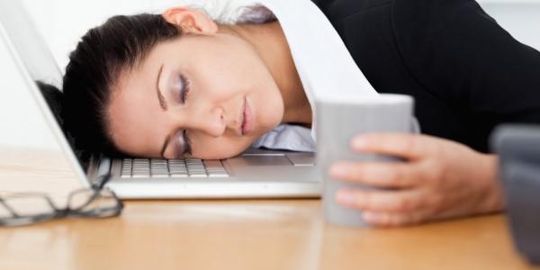 Стрессы и недосыпание