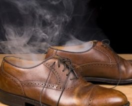 Запах обуви