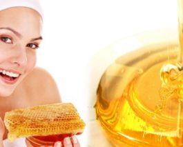 Маски с медом