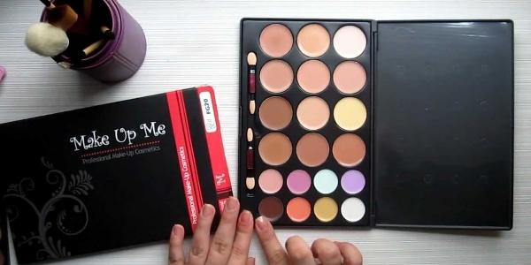 Как пользоваться цветными корректорами для лица