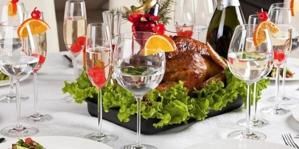 Новогоднее блюдо