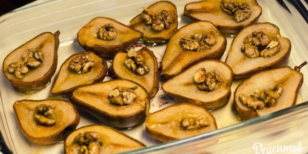 Орех в кулинарии