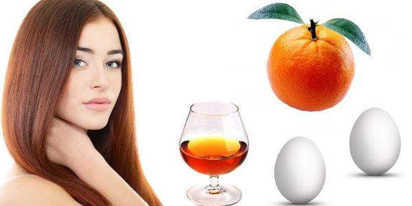 Коньяк с апельсином