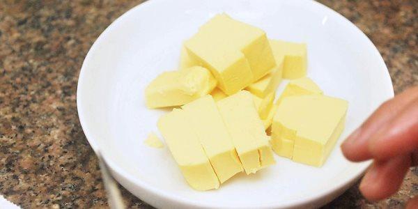 Масло размягчить