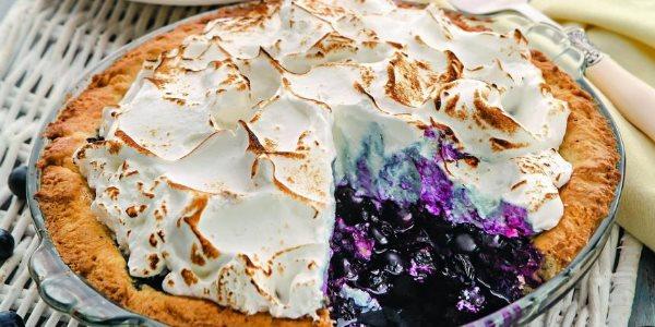Пирог с белками