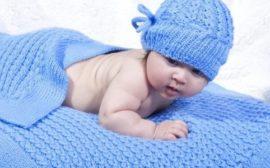 Плед для ребенка