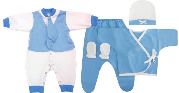 Одежда на выписку для новорожденных: какой размер покупать