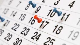 Расчет дней