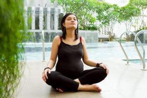 Гимнастика для беременной