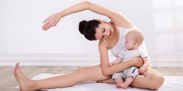 Как можно похудеть кормящей маме в домашних условиях