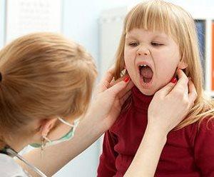 Лимфоузлы у ребенка