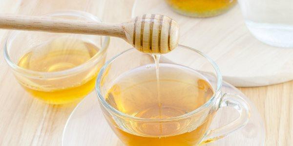 Мед в воде