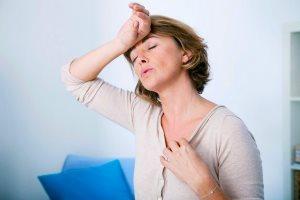 Гипергидроз при менопаузе