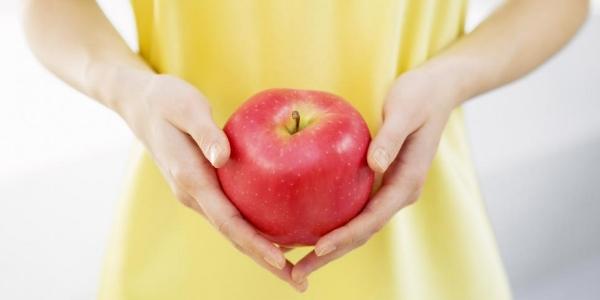 Полезное яблоко