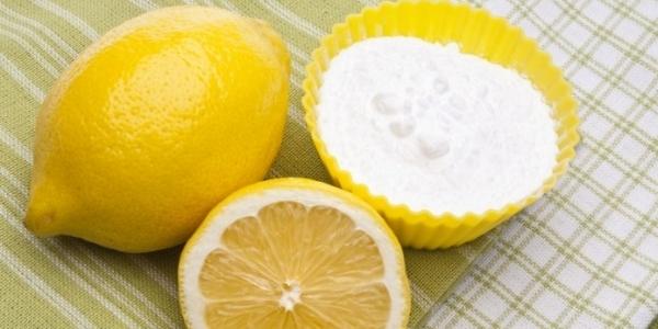 Ванночка с лимоном