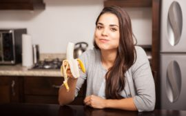 Употребление бананов в период лактации