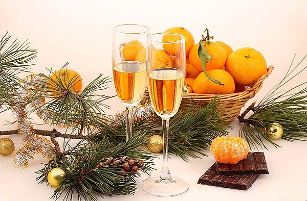 новый год в советском стиле