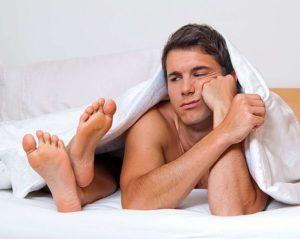 снижение мужской половой функции