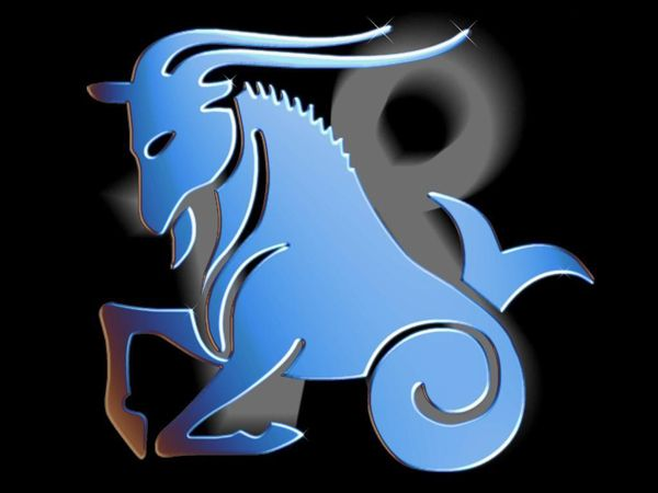 зодиакальный знак Козерог