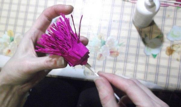 Стебель цветка