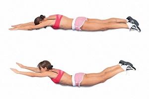 Упражнения для укрепления мышц