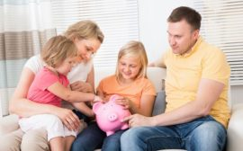Ежемесячные выплаты на ребенка