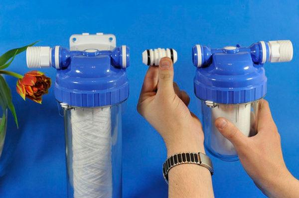 Фильтры для смягчения воды