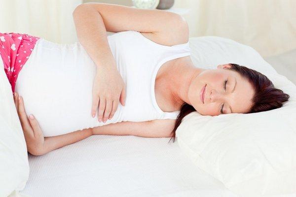 Снится беременная женщина
