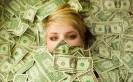 Снятся деньги