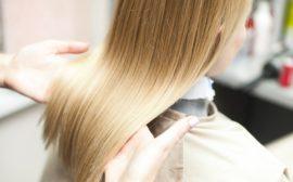 Волосы после осветления