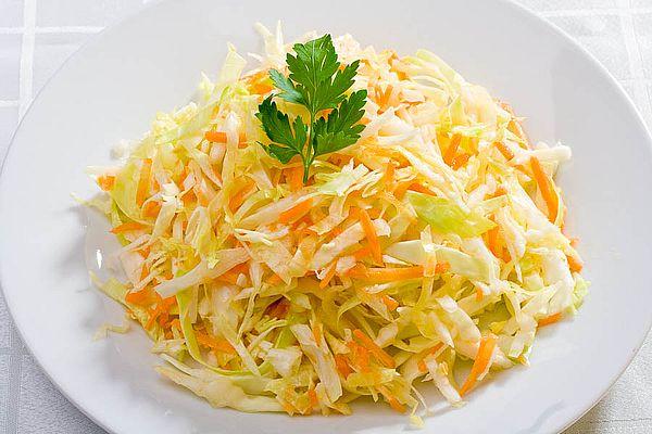 капустный салат на новый год 2019