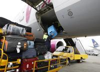 Перевозка багажа в самолете