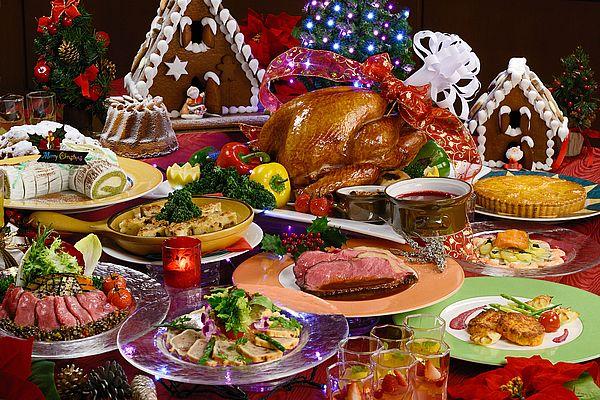 Блюда на Новый год 2019