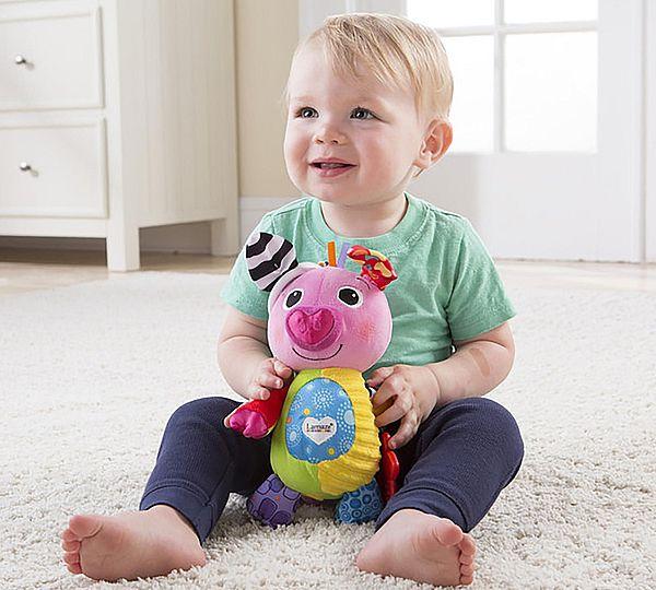 мягкая игрушка в подарок ребенку