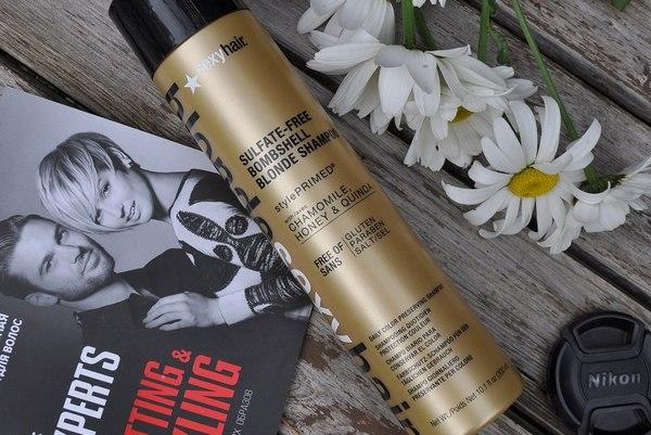 Sexyhair Sulfate-free Bombshell Blonde