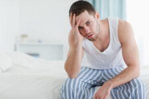 Слабый иммунитет у мужчины