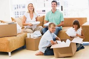 Улучшение жилищных условий семьи