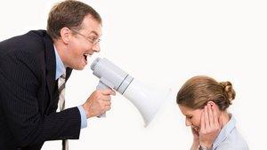 Трактовка как конфликт с начальством