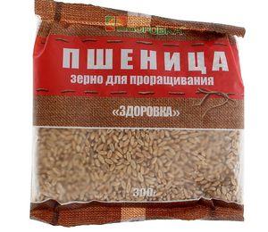 Пшеница в упаковке