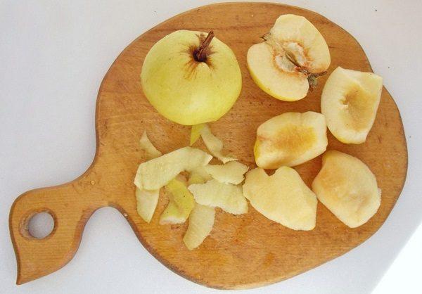 Нарезка плодов
