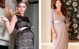 Варианты праздничных платьев