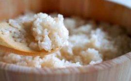Рис клейкой консистенции